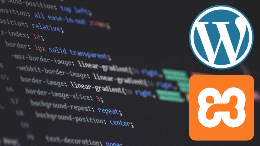 WordPress lokal mit xampp unter Linux einrichten