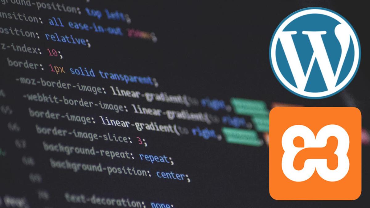 Xamp - Wordpress - Linux