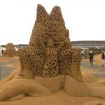 Sondervig - Sandskulpturen