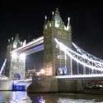London - Tower Bridge at Night